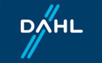 Logga och länk till Dahl